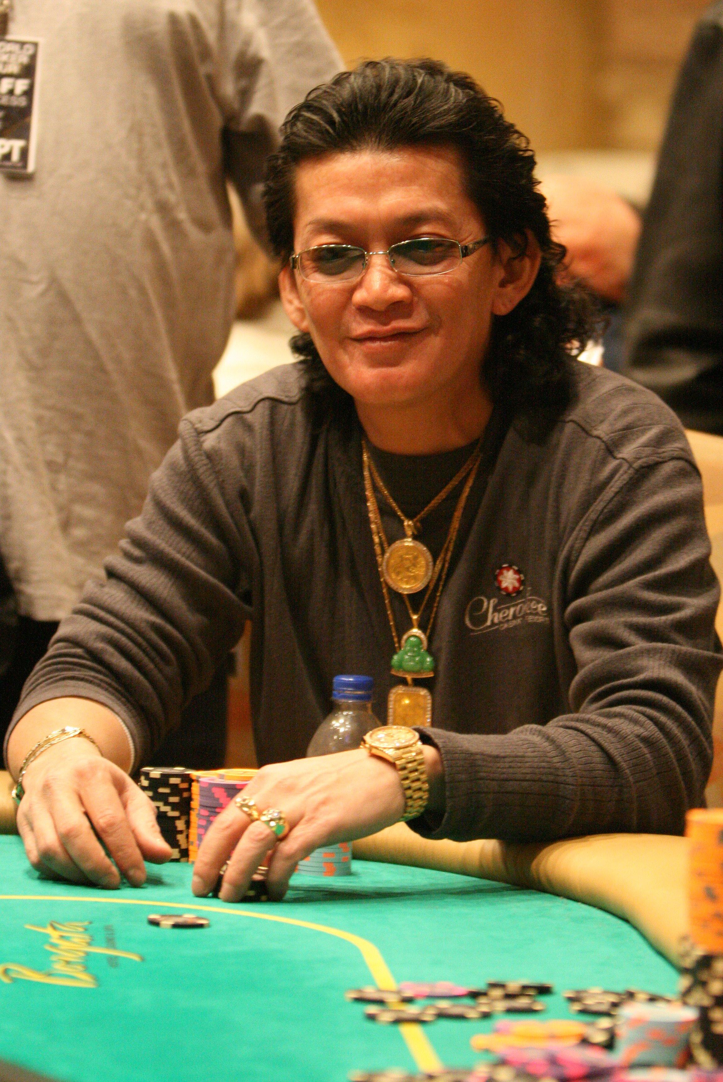 Qi joueur de poker